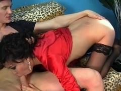 Gillian & Marry Dream & Tonya & Yiki in cute college girls get fucked by endowed dudes