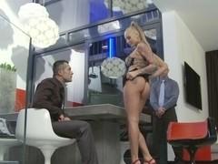 Beggar turned businessman shags hot girls!