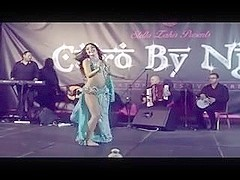 Alla Kushnir sexy Belly Dance part 176
