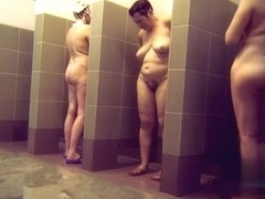 Hidden cameras in public pool showers 530