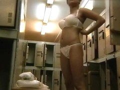 Hidden Camera Video. Dressing Room N 575