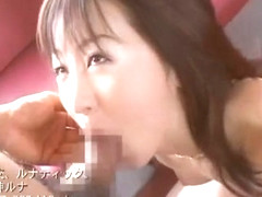 Amazing Japanese whore Chihiro Hasegawa, Arisa Kanno, Ren Hitomi in Hottest POV, Hairy JAV video