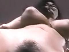 FOXY LADY - vintage big boobs striptease