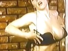 YOU REALLY GOT ME - vintage striptease nylons stockings