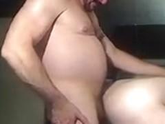 Gay bears love anal sex