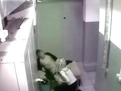 fuck in loker room