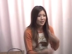 Incredible Japanese broad enjoys a perverted medical exam