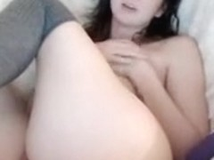 Horny Amateur video with Toys, Solo scenes