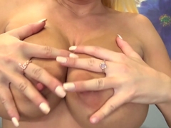 Amazing pornstar Summer Brielle in Incredible Blonde, Fake Tits porn clip