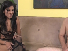 Missy Maze Allows Her Husband To View As She Takes BBC