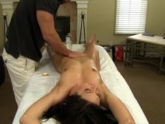 Horny pornstar Sadie Holmes in Incredible Blowjob, Small Tits sex scene