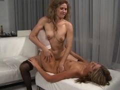 Kara Price & Abby Darling in Lesbian Sex #01, Scene #02