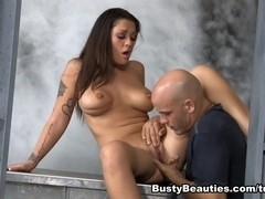Melina Mason in Big Tit Buffet