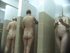 Hidden Camera Video. Dressing Room N 270
