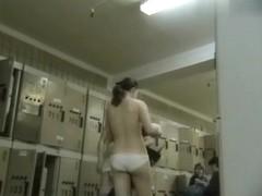 Hidden Camera Video. Dressing Room N 103