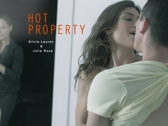 Julia Roca in Hot Property - StepmomLessons