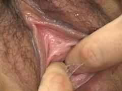 Closeups of Young Asian Pussy, Big Natural tits, Sex, Creampie