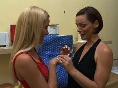 Liza & Sophie Moone in Budapest #01, Scene #02