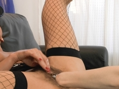 Fabulous squirting, fetish porn video with crazy pornstar Bella Hally from Everythingbutt