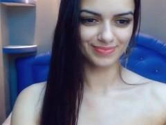 Hot Latina Slut Loves Inserting her Toy on Pussy