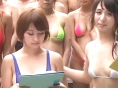 Best Japanese chick Tsubomi, Natsumi Horiguchi, Erin Tohno in Fabulous Outdoor, Nudists JAV movie