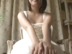 Exotic Japanese chick Kami Kimura in Crazy Small Tits, POV JAV movie