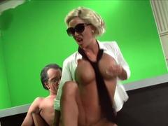 Hottest pornstar Helly Mae Hellfire in Crazy Casting, Facial porn video