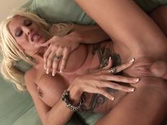 Exotic pornstar in Horny Tattoos, Big Tits porn clip