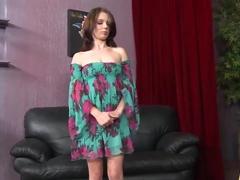 Exotic pornstar Jessi Palmer in Crazy Brunette, College adult movie