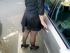 horny in public
