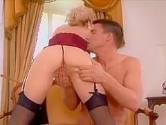 Tarra White Black Stockings Sex