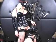 Dirty fetish pleasure