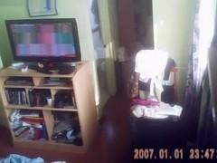 hidden cam milf naked after shower 3