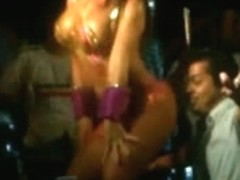 strip club for his birthday