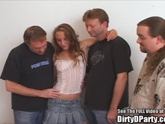 Hot Slut Group Fuck Dirty Ds Boys!