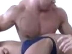Fabulous male in incredible bdsm homosexual porn scene