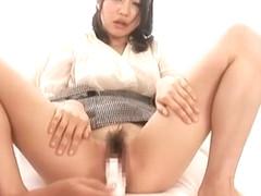 Exotic Japanese slut Leo Saionji in Best DP/Futa-ana, Facial JAV movie