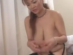 Amazing Japanese girl in Horny Cumshots, Stockings/Pansuto JAV scene