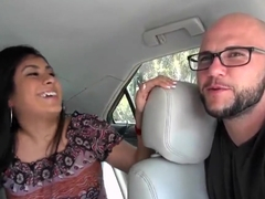 Jazzmine Lopez seducing Jmac to have sex