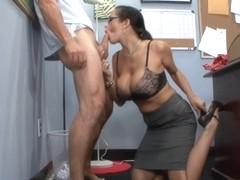 Carmella Bing & Alan Stafford in My First Sex Teacher
