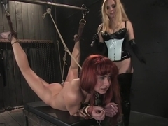Incredible fetish xxx video with amazing pornstars AnnaBelle Lee and Aiden Starr from Whippedass