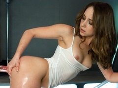 Best anal, fetish sex clip with hottest pornstar Remy LaCroix from Fuckingmachines