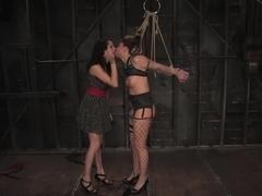 Hottest fetish xxx scene with incredible pornstar Satine Phoenix from Wiredpussy