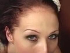 Best pornstar Gianna Michaels in amazing brunette, blowjob sex video