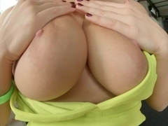 Prime Cups presents - Amy Wild superhot big tit hottie banged hardcore