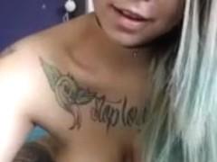 tattoo ninja kitty dilettante episode on 06/09/15 from chaturbate