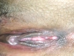Up close cunt play