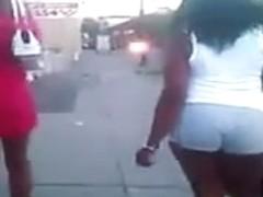 Short Booty Ass Butt