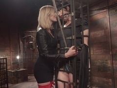 Amazing anal, fetish xxx clip with crazy pornstars Maitresse Madeline Marlowe and Siouxsie Q from Whippedass