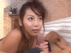 Crazy Japanese slut in Horny Medium Tits, Cunnilingus JAV video